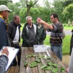 Action de sensibilisation sur les plantes EE - Nicolas Pipet IIBSN